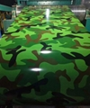 Camouflage Pattern PPGI Printed Steel Coil 4