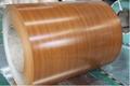 Wood Grain Pattern PPGI For Decoration 2
