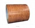 Wood Grain Pattern PPGI For Decoration 3