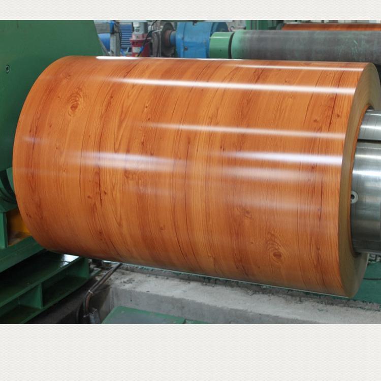 Wood Grain Pattern PPGI For Decoration 5