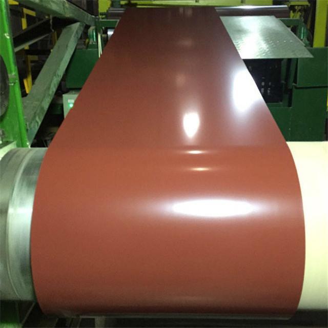 Prepainted Aluminium Coil PPAL 1