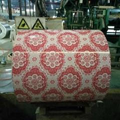 Color Coated Aluminium Coil PPAL