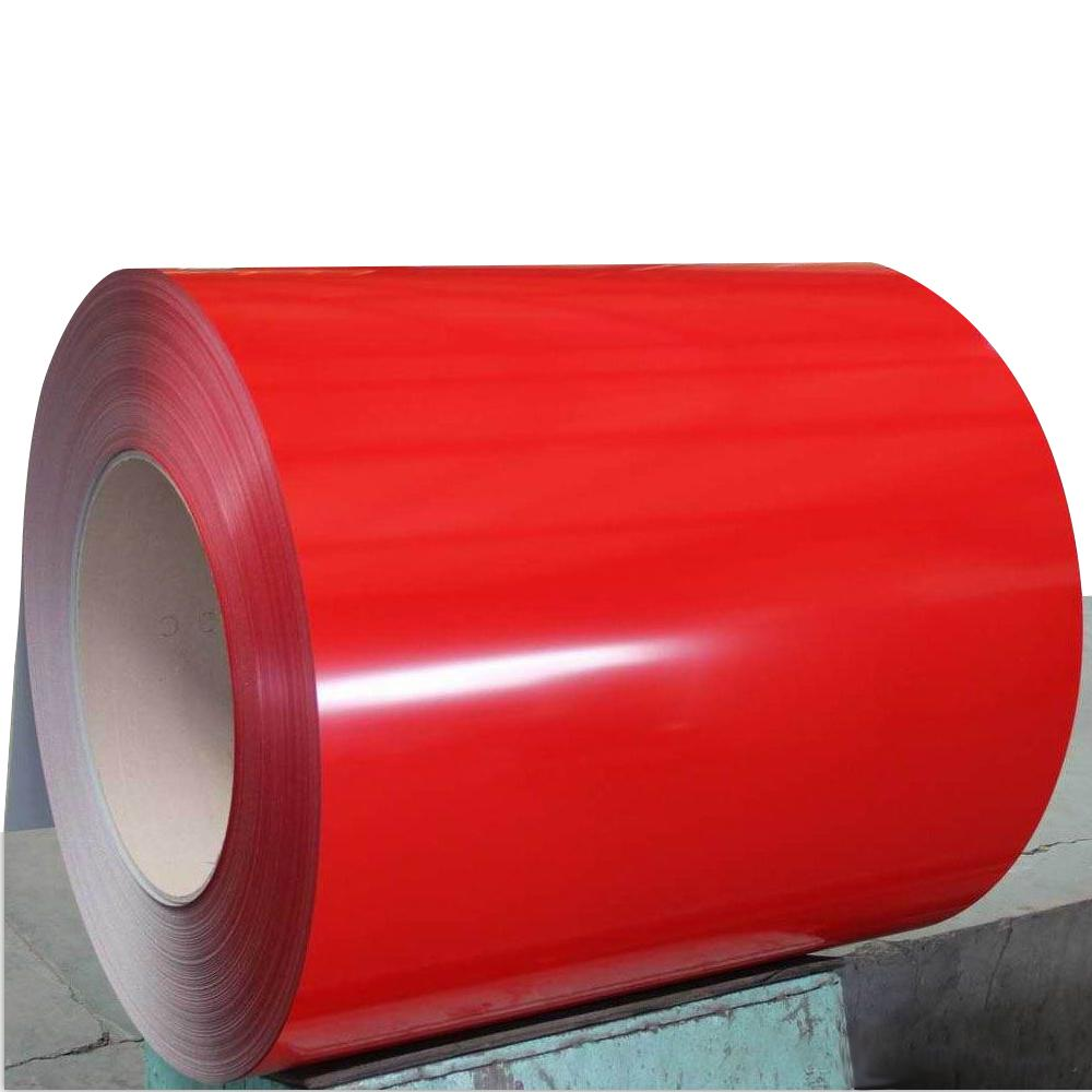 Print PPGI and PPAL With PVDF Coated 5
