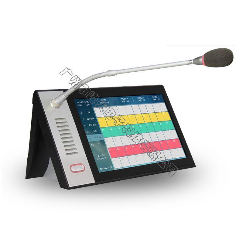 NIS-6000高清網絡IP廣播對講設備 4