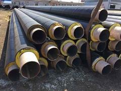 遼陽縣黃夾克保溫鋼管生產標準