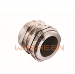 黄铜分体式电缆防水接头WAS-BSGL-F