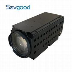 "1/1.9"" CMOS sensor 4K 6-300mm lens 50x optical zoom camera module"