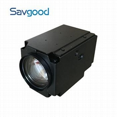 2Mp 4.7-141mm lens 30x optical zoom network camera module