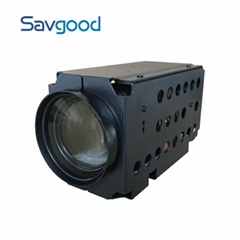 2Megapixel 35x Zoom IMX385 Sensor Starlight Network Camera Module