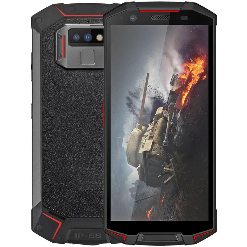 5.99寸八核全網通4G NFC GPS北斗 IP68三防智能手機戶外工業手機 2