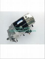 start motor 2843K406 Perkins power parts,Perkins Industrial diesel engine parts,