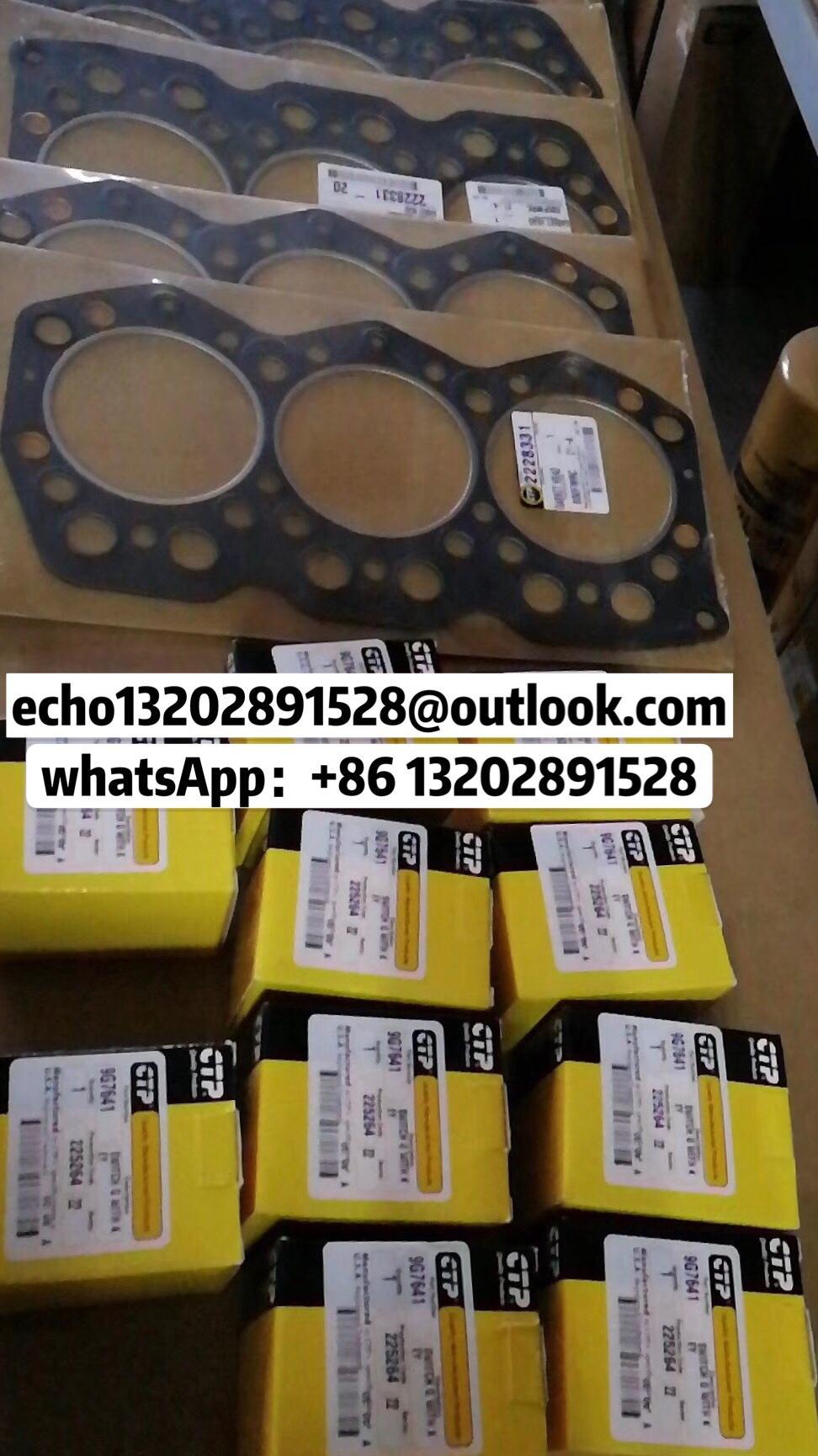 1043012 Transmission Parts Case Gasket Kit Fits Cat