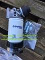 2656F087 Perkins fule filter Assy for