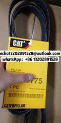 原裝CAT卡特皮帶/CAT配件/卡特配件