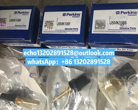 Perkins(珀金斯)發動機配件水溫傳感器U5MK1091 U5MK1088 U5MK1089卡特CAT  1