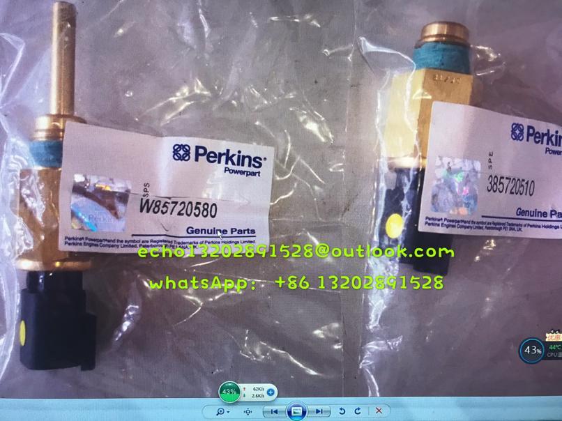185246280原裝進口正品Perkins珀金斯機油壓力傳感器403/404/400 2