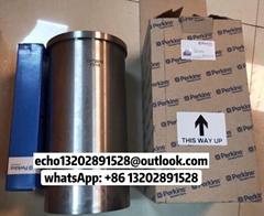 SE7E/2 SE7G/2 原廠Perkins珀金斯4000柴油發電機缸套 燃氣機配件