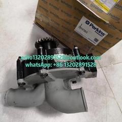 原厂Perkins珀铂帕金斯3008TAG3A发动机配件水泵CV14735/3