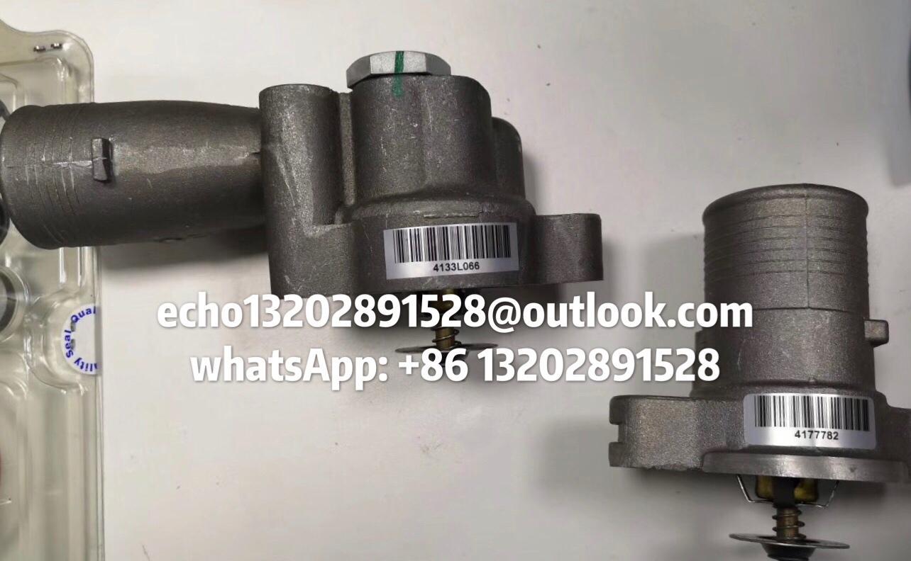 Perkins帕金斯403 404發動機節溫器Ch11620/145306230威爾信發電機組配件CV20747 3