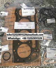 原裝正品Perkins珀金斯油底殼墊片Perkins發動機配件3012TAG