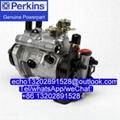 原廠進口正品2644P501R珀金斯Perkins帕金斯高壓油泵翻新件