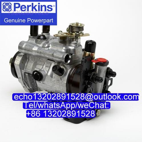 原裝正品perkins珀金斯1106發動機高壓油泵 CAT卡特C6.6 1