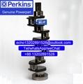 T411616 ZZ90242原廠Perkins珀金斯帕金斯1106-66曲軸卡特C6.6 320D 2
