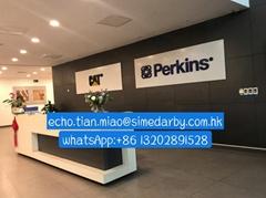 2418F701 2418F554原装正品Perkins珀金斯前后油封/CAT卡特C6.6 C7.1