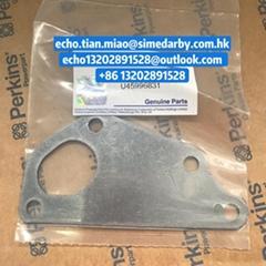 原裝正品perkins珀金斯1100發動機油底殼墊片卡特C4.4 C6.6 C7.1