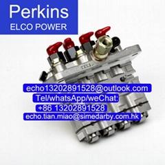 原裝正品Perkins珀帕金斯404 4缸發動機高壓油泵131010080