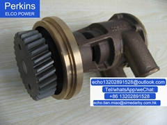 34449 W10000 Water Pump for Perkins Marine engine parts/6TWGM/E70 4.4TG (Hot Product - 1*)