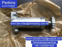 1375541原裝正品Perkins帕珀金斯4008TAG發動機手油泵發電機組配件