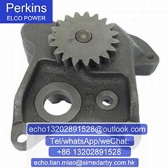 原装正品Perkins珀金斯帕金斯1100机油泵4132F072卡特CATc4.4 C6.6 C7.1威尔信