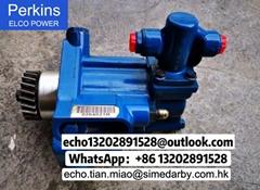 原厂perkins珀金斯1306高压油泵1842722C91威尔信配件