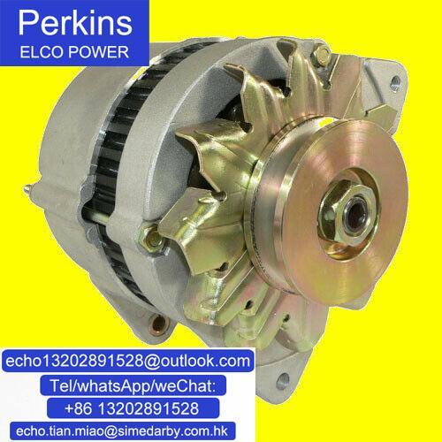 原廠Perkins珀鉑帕金斯3008TAG3A發動機配件水泵CV14735/3 2
