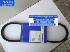 1833009C2/2513520C1原廠perkins珀金斯風扇皮帶1306威爾信發電機級風扇皮帶