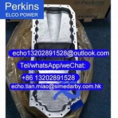 T405319原裝正品perkins帕金斯珀金斯1100發動機油底殼卡特C4.4 C6.6 C7.1