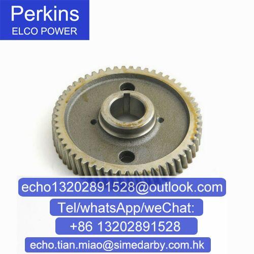 T413149 Perkins Flywheel Housing for 1106-70TA CAT Caterpillar C7.1 parts