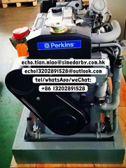 Perkins Marine engine parts W10334 Pressure sensor for 6TWGM/E70 4.4TG