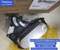 原裝正品Perkins帕金斯珀金斯發動機1100機油冷卻器4134W025卡特CAT C4.4 C6.6 C7.1 4