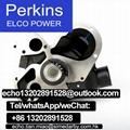 T413421 Perkins Water Pump for 1204/1206 CAT Caterpillar C4.4 C6.6 C7.1 parts