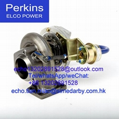 R/CH11946 Perkins EXCH Turbocharger for Perkins Engine 2506 perkins spare parts