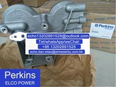 原廠Perkins珀帕金斯2806柴濾座CH12434/威爾信發電機組配件