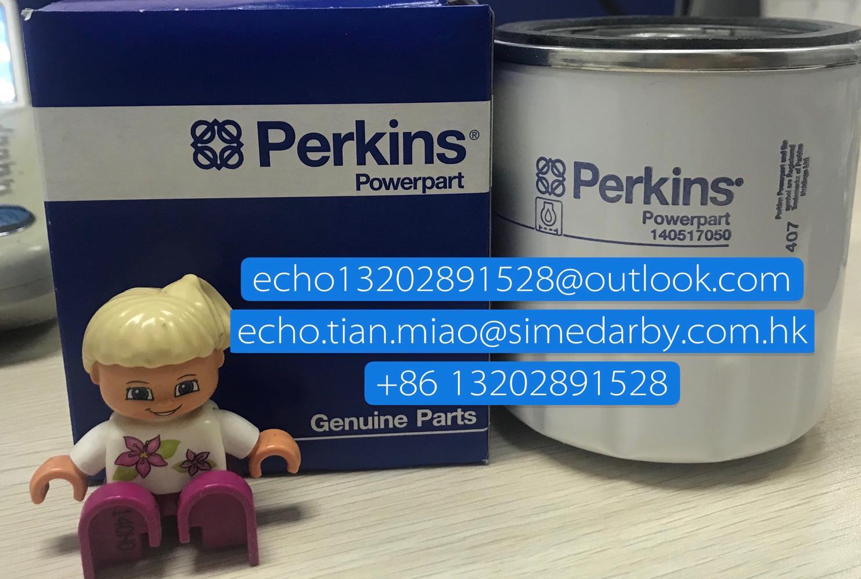 KRP1719 Perkins珀金斯配件2806機濾殼原裝正品Perkins配件 1