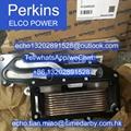 原裝正品Perkins帕金斯珀金斯發動機1100機油冷卻器4134W025卡特CAT C4.4 C6.6 C7.1 1