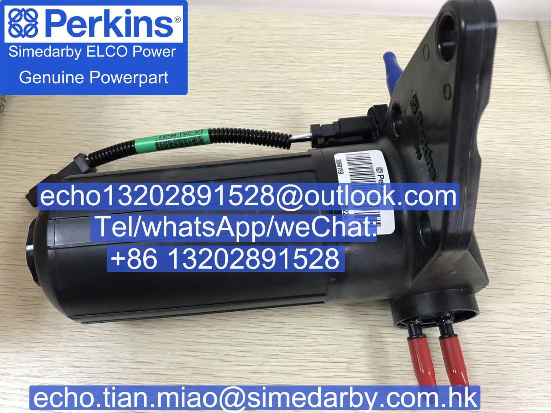原裝正品perkins珀金斯發動機配件燃油泵林德叉車ULPK0041 ULPK0040 ULPK0042 4