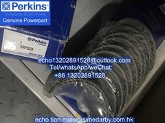 正品Perkins珀帕金斯發動機2006-23TAG配件連杆瓦小瓦KRP3008