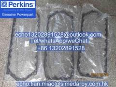 3681K041 3681K044原裝正品perkins珀金斯1100發動機油底殼墊片卡特C4.4 C6.6 C7.1