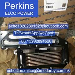 3142w025機油冷卻器 CAT卡特配件/Perkins珀金斯配件/FG wilson威爾信配件
