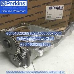 原裝正品Perkins珀金斯帕金斯1100機油泵4132F072 4132F071卡特CAT C4.4